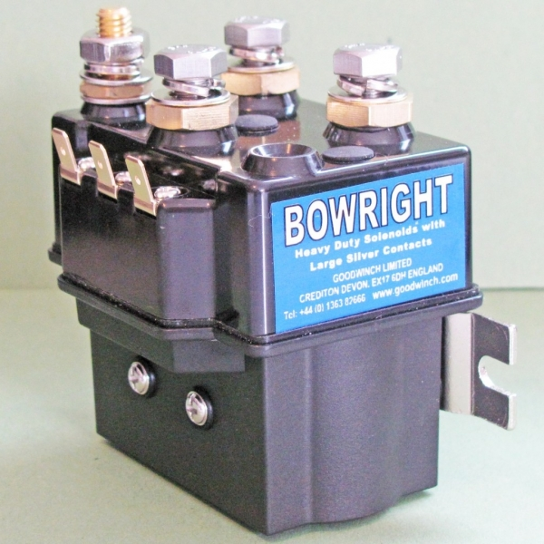 Bobine Solenoide Bowright 12V