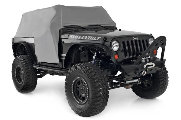 Cobertura á Prova de Água Smittybilt - Jeep JK 2 portas