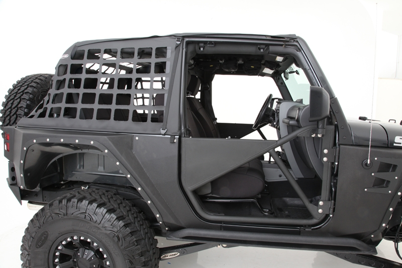 Cres Net Smittybilt - Jeep Jk 2 portas
