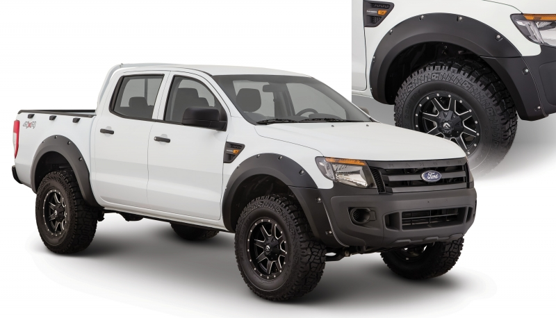 Kit Abas Bushwacker - Ford Ranger T6 2011-15