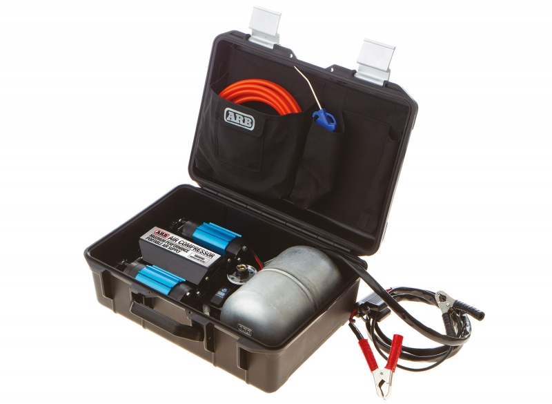 Kit Compressor Duplo ARB Portátil