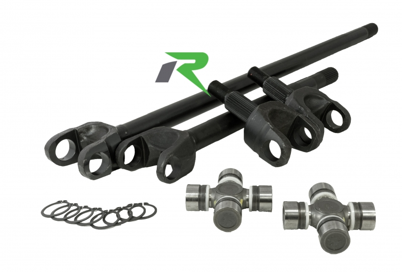 Kit Semieixos Revolution Gear Frente Dana 30 - Jeep JK