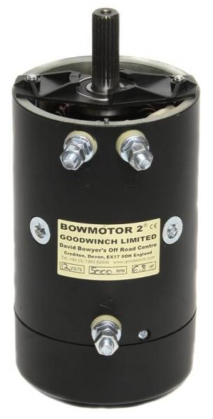 Motor Bowmotor 2  (12V e 24V )