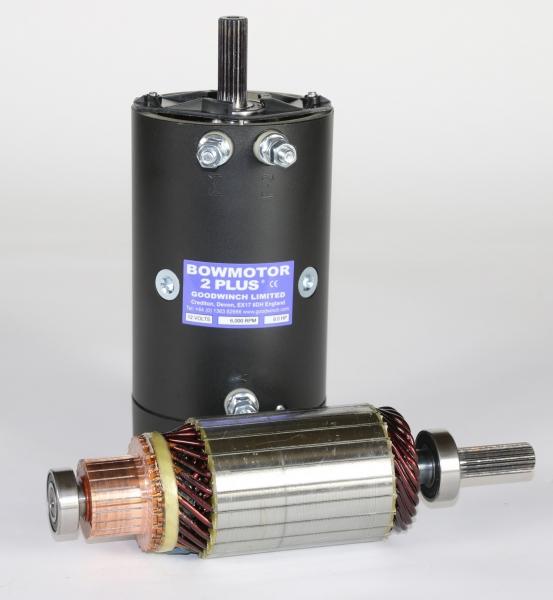 Motor Bowmotor 2 PLUS (12V e 24V)