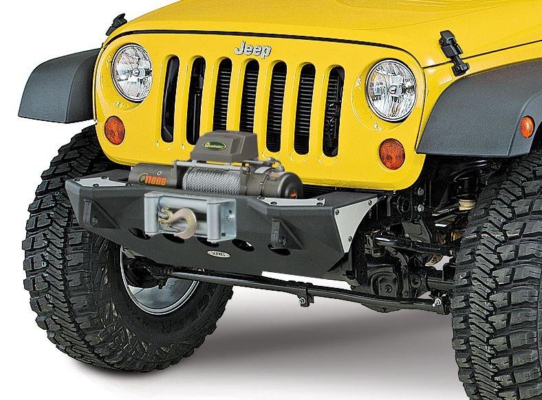 Para-choques Frontal Smittybilt XRD - Jeep JK