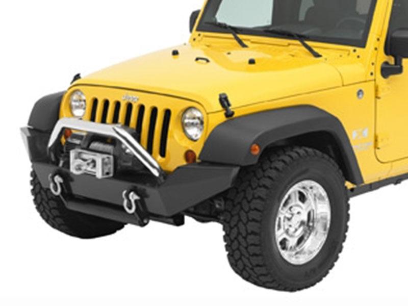 Para-Choques High Rock Jeep JK frente