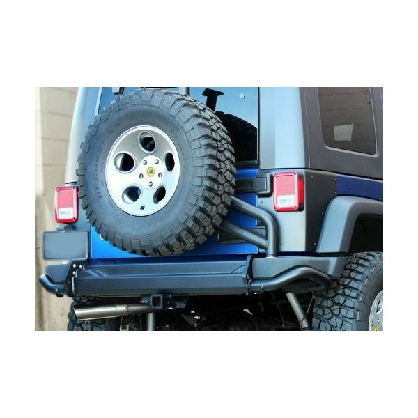 Para Choques Tipo AEV Traz - Jeep JK