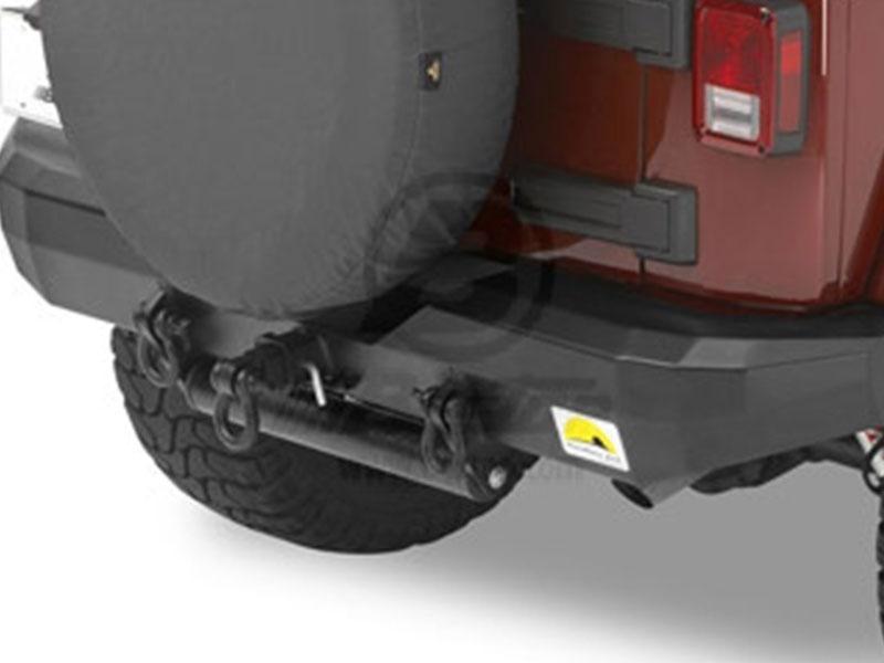 Para-Choques Traseiro Jeep JK