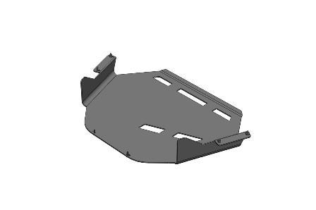 Proteção caixas alumínio AFN - Pajero V60