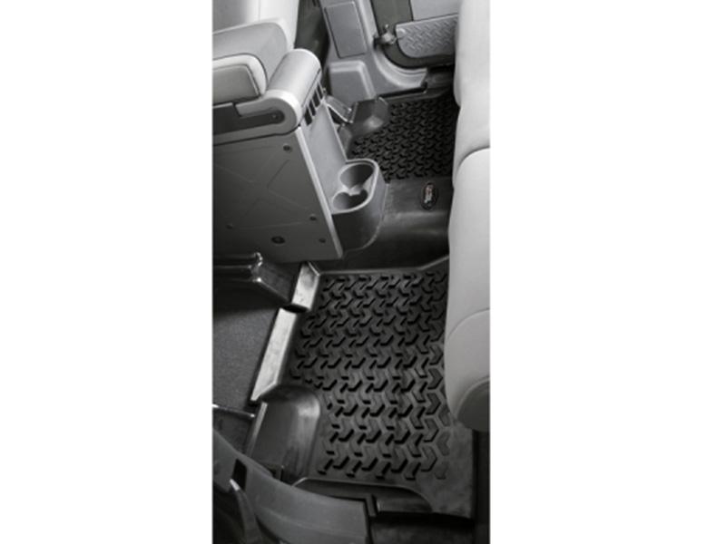 Rugged Ridge Jeep JK All Terrain Floor Liners Traseiros