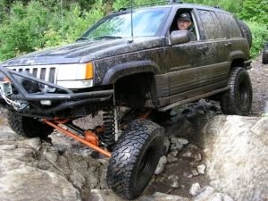 7 Clayton Off Road Long Arm Lift Kit Suspension Jeep Grand
