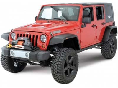 TrailMods Jeep JK Abas Removíveis